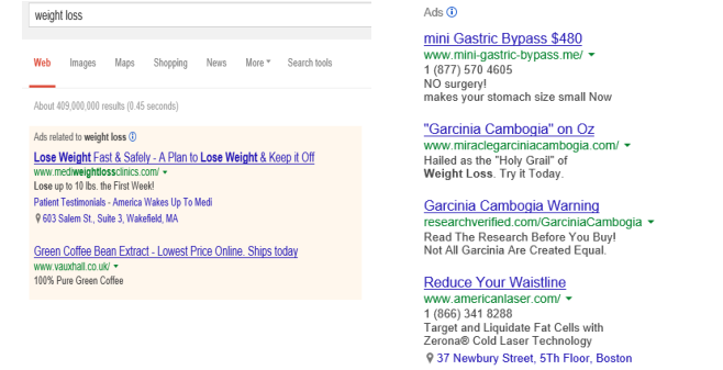 google_search_weight_loss