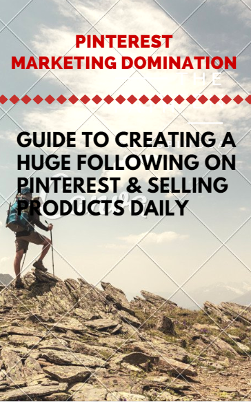 Learn How to Create a Huge Following and get Daily Sales with Pinterest!